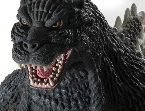 30cm Series Godzilla 1992 Diamond Reissue Coming Two Months Early