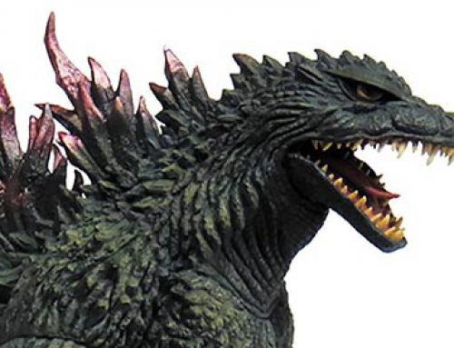 New Date for X-Plus 12in Series Godzilla 2000 Ver. 2