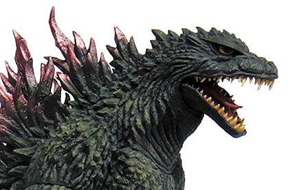 ThugZILLA 818 Reviews the X-Plus Godzilla 1999 Ver. 2