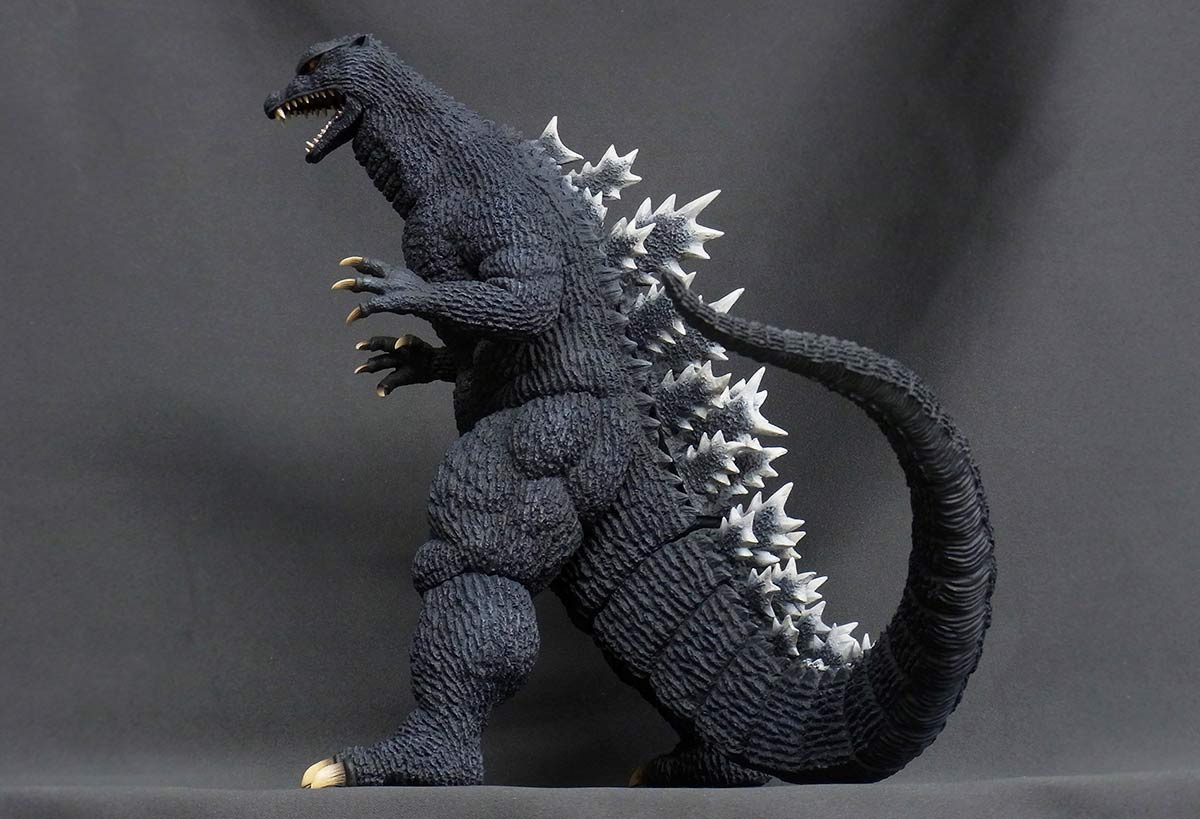 12 Inch Series Godzilla 2004 Diamond Reissue.