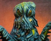 Toho Large Monster Series Hedorah vinyl by X-Plus.