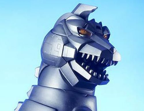 X-Plus 30cm Series Mechagodzilla II (1993) to be Reissued through Diamond