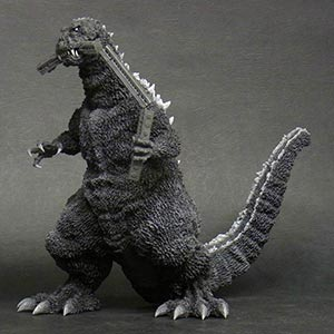 Diamond 30cm Godzilla 1954 Train-Biter Expected to Ship 8/30