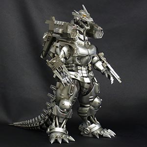 Diamond 30cm Mechagodzilla Heavy Arms Expected Release 11/29
