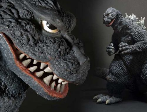 X-Plus Gigantic Series Godzilla 1962 Release coming to U.S.