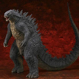 Diamond 30cm Godzilla 2014 Expected Release 7/27