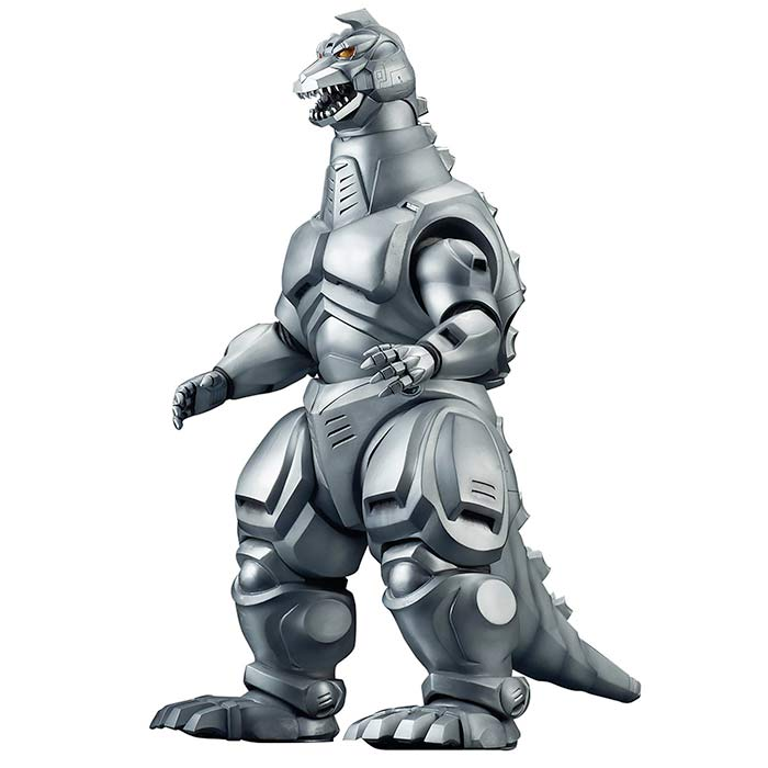 Godzilla Kaiju 12in Series Mechagodzilla (1993 Version) vinyl figure by X-Plus.