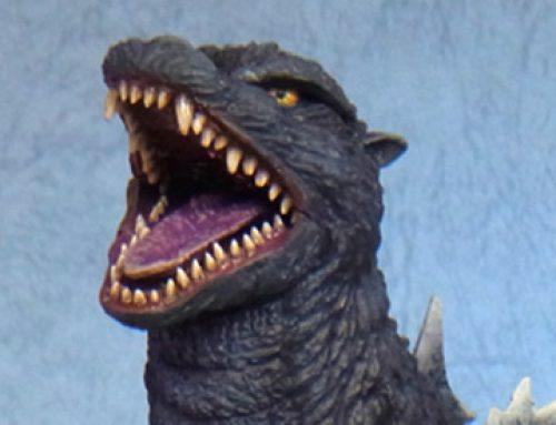 Rich Eso Reviews the Large Monster Series Godzilla 2004 by X-Plus