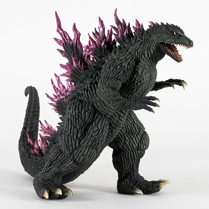 X-Plus 12in Series Godzilla 1999 (2000) Ver. 2 vinyl figure.