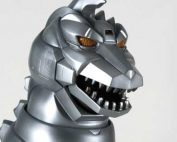 X-Plus Toho 30cm Series Mechagodzilla II 1993 vinyl figure.