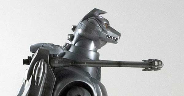 The Godzilla Files Reviews the X-Plus Mechagodzilla Fighting Color Version
