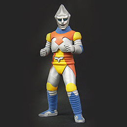 Toho Large Monster Series Jet Jaguar vinyl figure by X-Plus.