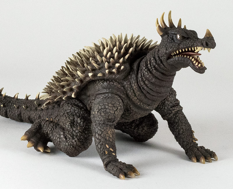 Large Monster Series Angurius 1968 by X-Plus to be sold by Diamond in the U.S.