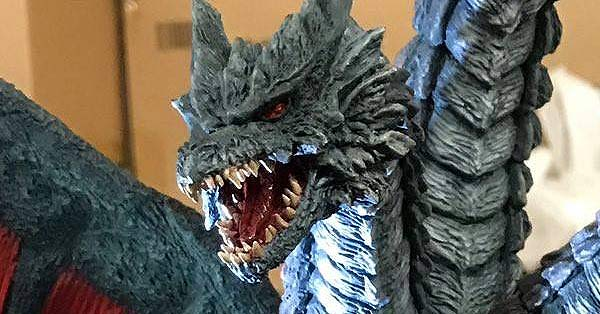X Plus Death Ghidorah Revealed Gmk Mothra And Baragon Get