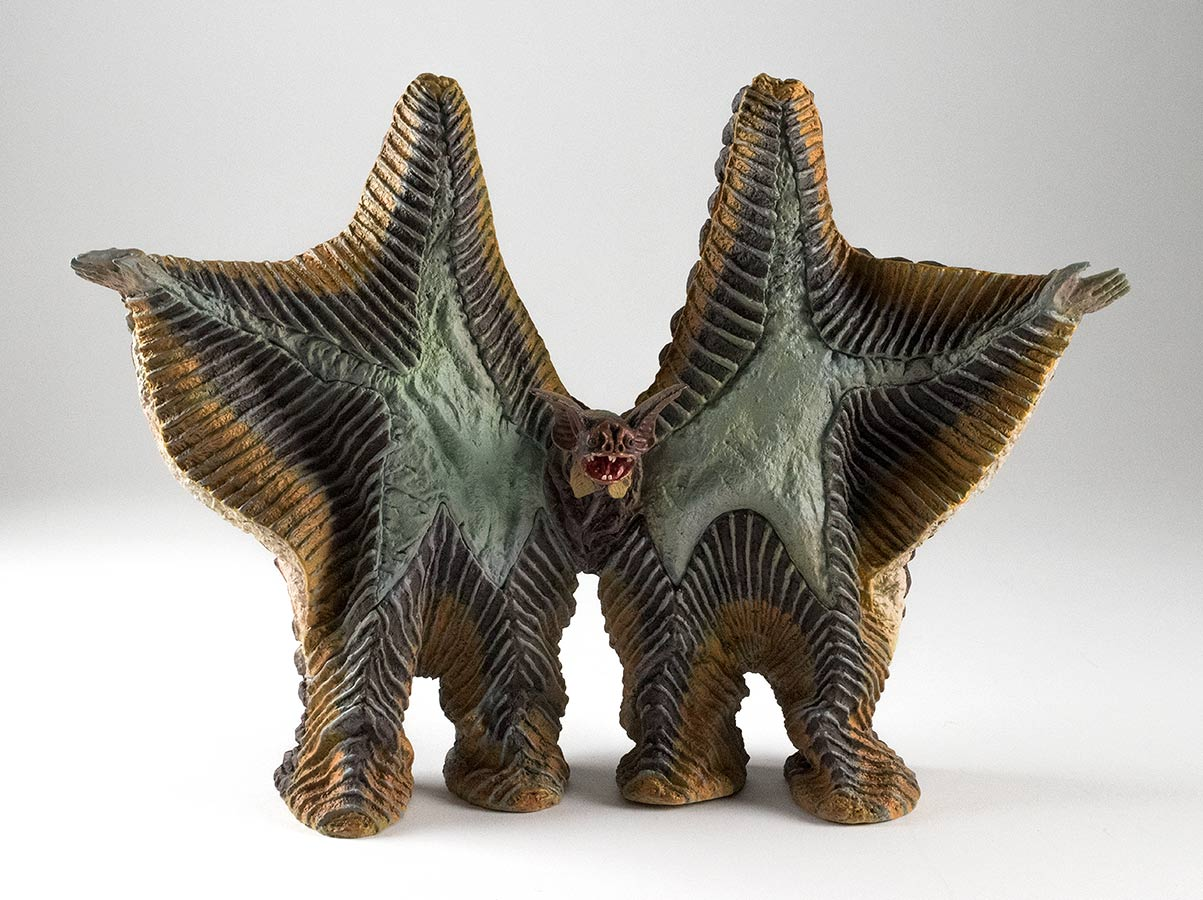 Large Monster Series Pestar vinyl figure by X-Plus.