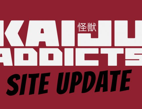 Kaiju Addicts Site Update