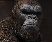 X-Plus 30cm Series Kong on Display at NYCC.