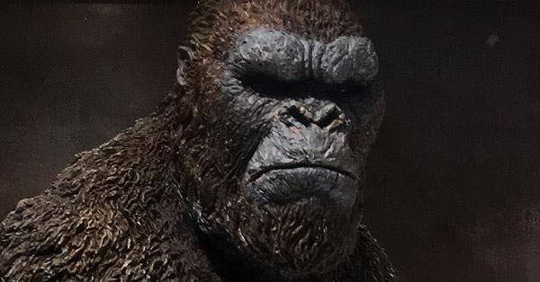 TheReviewSpot takes a look at the Star Ace Kong Skull Island vinyl figure