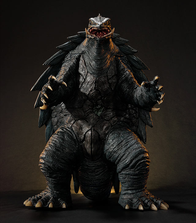 Ultimate Diorama Masterline Gamera 1999 Vinyl Statue by Prime 1 Studio.