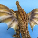 Photo of the X-Plus King Ghidorah vinyl figure by John Parkinson 13