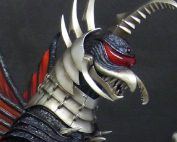 30cm Series Repaired Gigan 2004 vinyl figure by X-Plus.