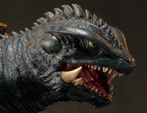 New, Giant-Sized Gamera 1999 Vinyl coming from Prime 1 Studio