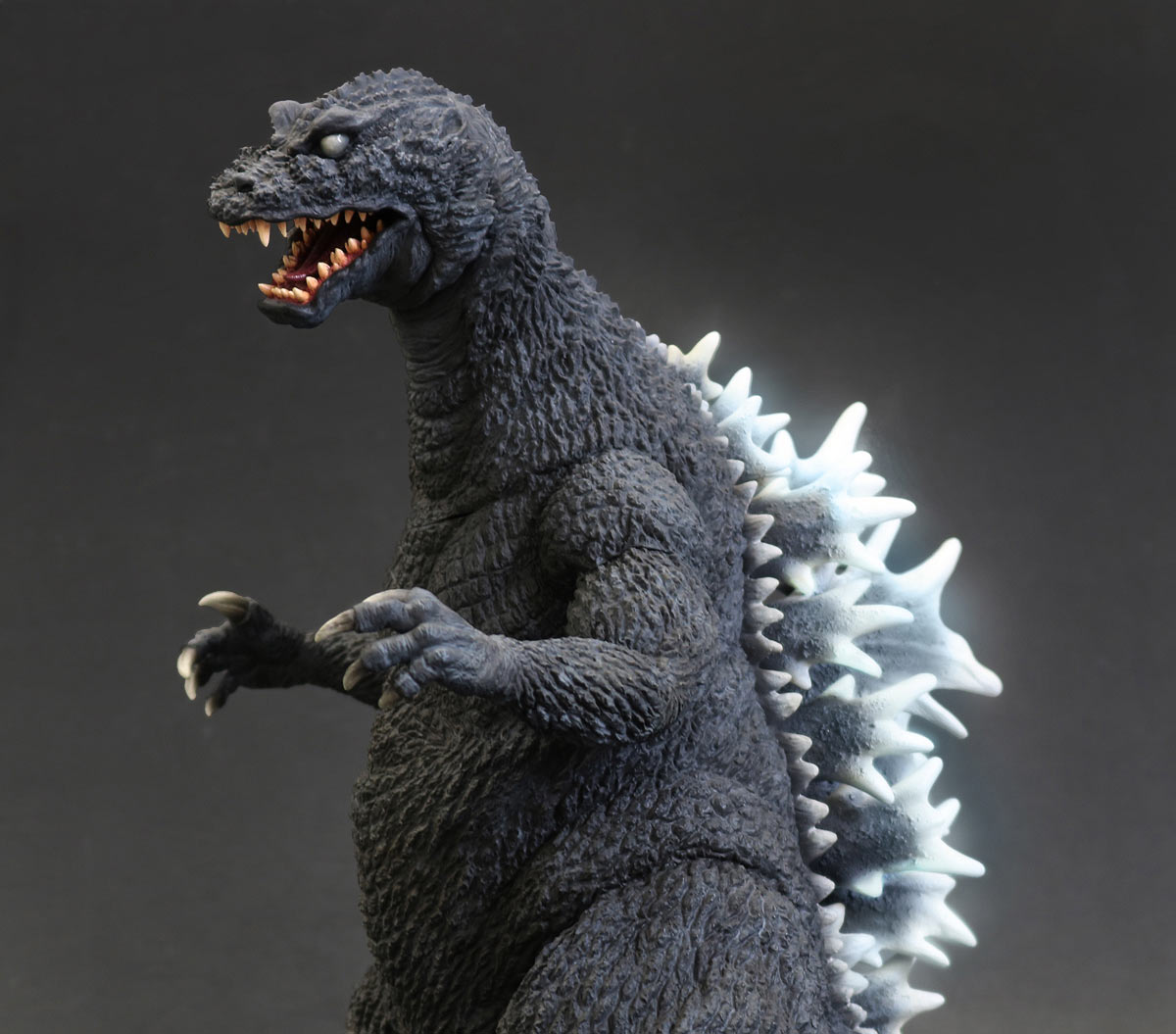 X-Plus Large Monster Series Godzilla 2001 with light-up fins.