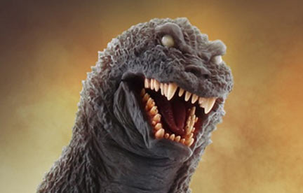 New X-Plus Large Monster Series Godzilla 2001 now up for Preorder