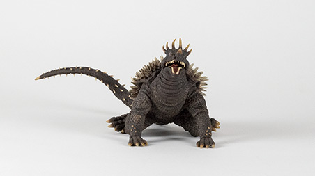 Front Angle of X-Plus Large Monster Series Anguirus 1968.
