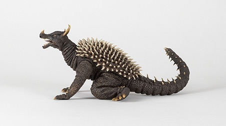 Left Angle of X-Plus Large Monster Series Anguirus 1968.