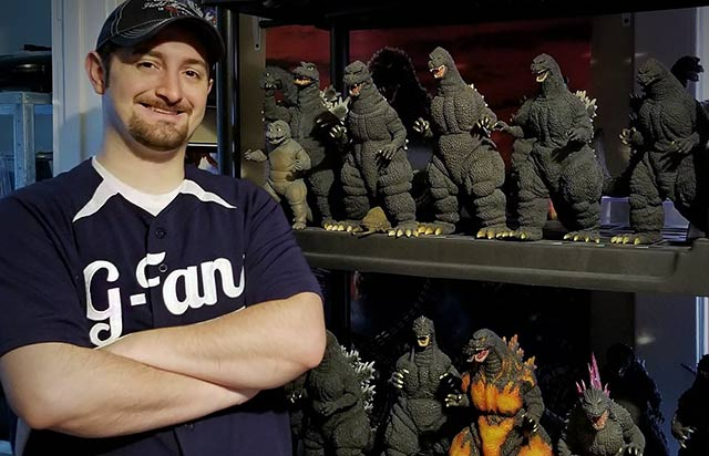 X-PLUS COLLECTOR PROFILE: Mike Ross