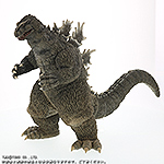 Toho 30cm Series Favorite Sculptors Line Godzilla 1962 vinyl figure by X-Plus.
