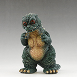 Toho Large Monster Series Space Godzilla RIC Extra: Little Godzilla.