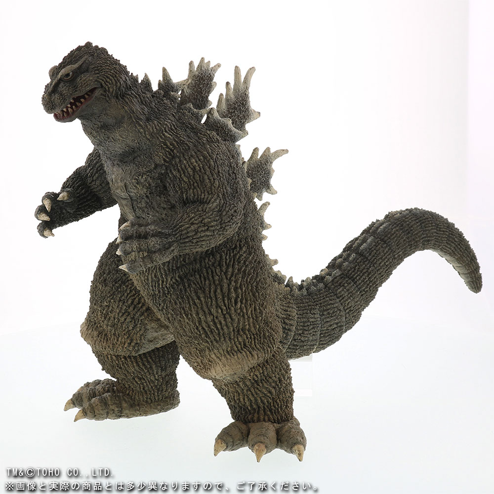 X-Plus 30cm Series Favorite Sculptors Line Godzilla 1962.