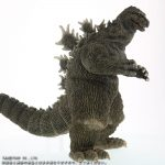 X-Plus 30cm Series Favorite Sculptors Line Godzilla 1962 - right side.