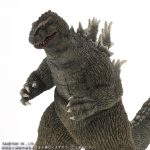 X-Plus 30cm Series Favorite Sculptors Line Godzilla 1962 - close-up.