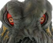 Soft Series Large Monster Series Hedorah Landing Stage vinyl figure by X-Plus.