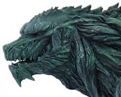 X-Plus 30cm Series Godzilla Earth (anime) vinyl figure.