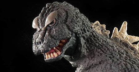 Leslie Chambers Reviews the Large Monster Series Godzilla 1964