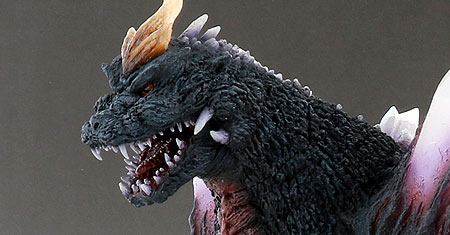 1MadZilla Unboxes and Reviews the X-Plus Large Monster Series Space Godzilla vinyl figure with Little Godzilla