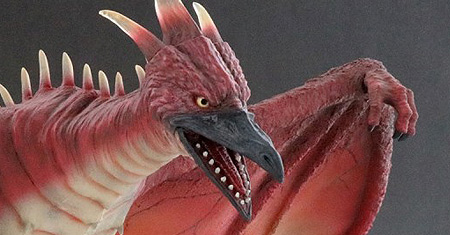 Rich Eso Reviews the 30cm Series Fire Rodan by X-Plus