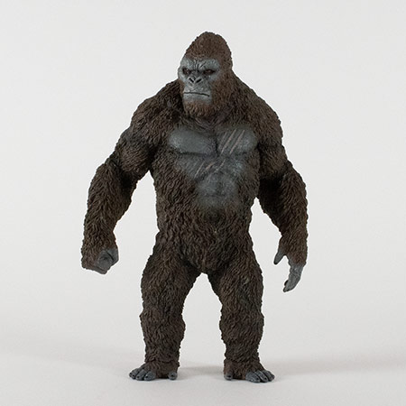 Front view of the Star Ace Kong Skull Island vinyl statue.