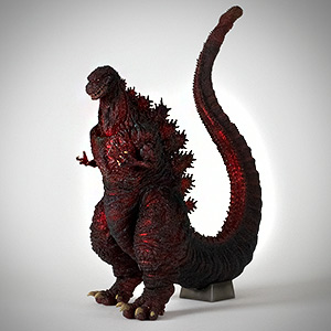 Full Review: Toho 30cm Series Yuji Sakai Modeling Collection Shin Godzilla 2016 Ric Exclusive by X-Plus