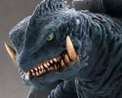 X-Plus Large Monster Series Gamera 1999 vinyl figure.
