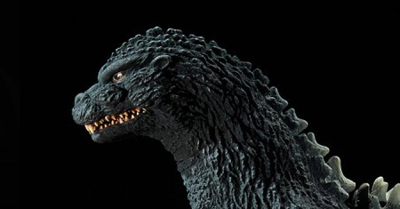 X-Plus Yuji Sakai Godzilla 1989 to be Reissued with Closed Mouth