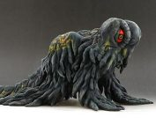 X-Plus Soft Series Crawling All-Fours Hedorah vinyl figure.