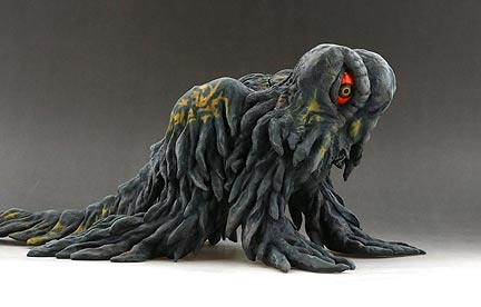 Leslie Chambers Reviews the Soft Series Crawling Hedorah