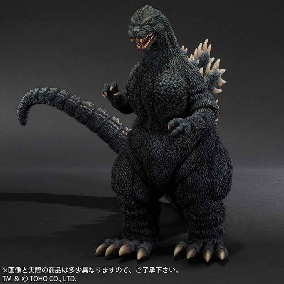 Gigantic Series Godzilla 1989 vinyl figure by X-Plus.