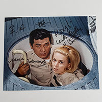 Akira Takarada and Linda Miller - Autographed 'King Kong Escapes' Photo - Fall 2018