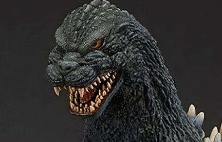 Gigantic Series Godzilla 1989 Now Up for Preorder
